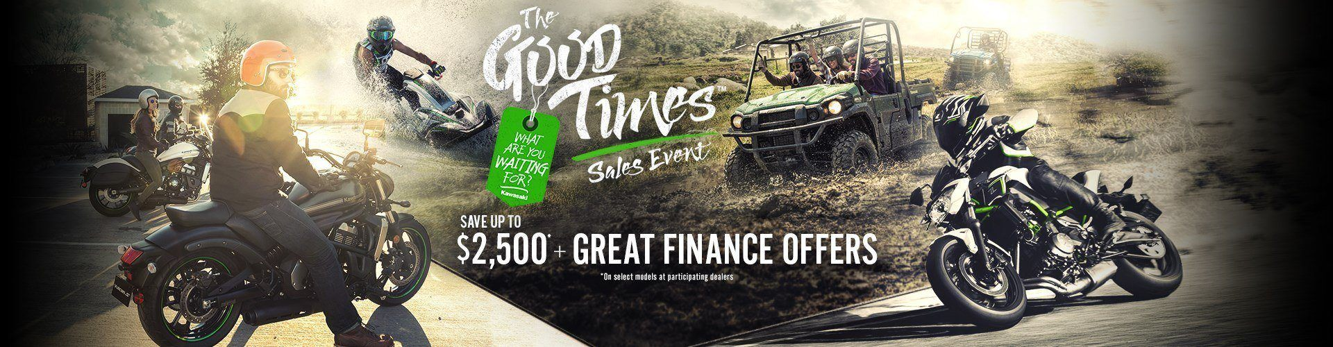 Goodtimes OFFERS 2017